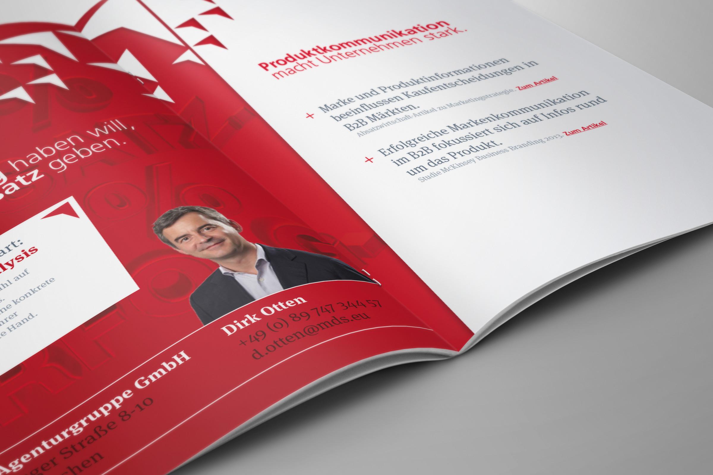 Benschmark Corporate Designagentur München
