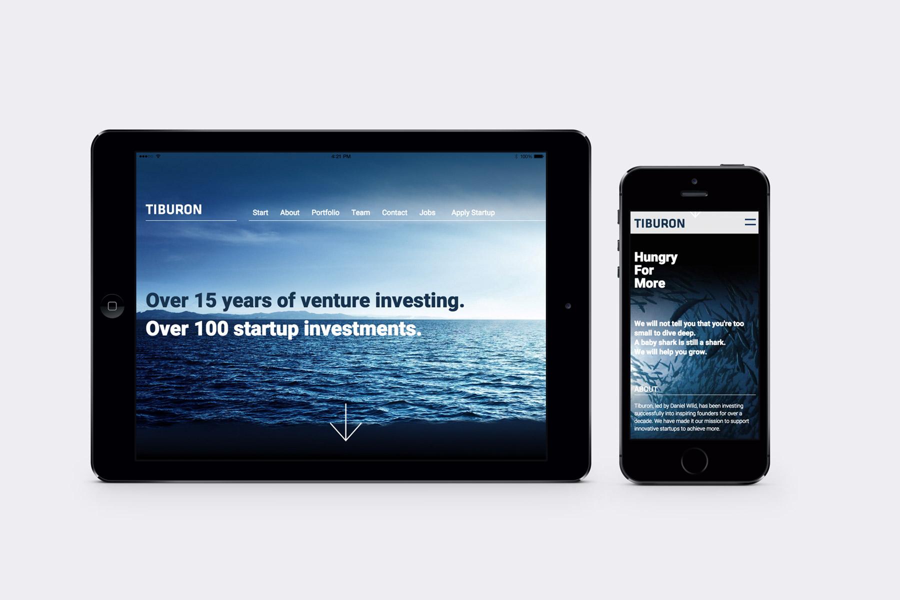 Tiburon Corporate Design