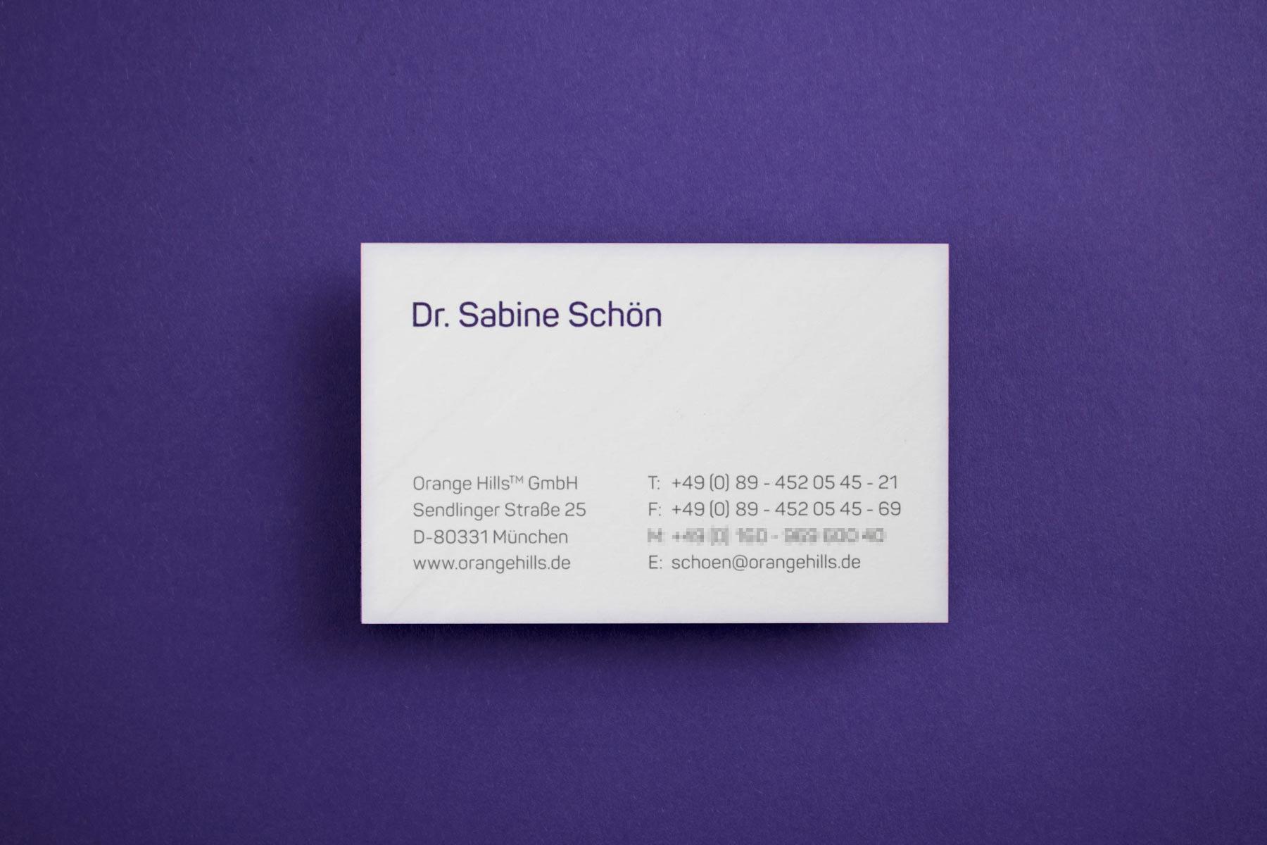 corporate identity Ansicht von Benchmark Design | Design Agentur München ✅