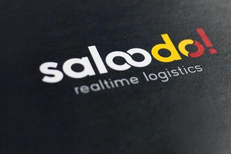 Brand Design DHL Startup Saloodo!