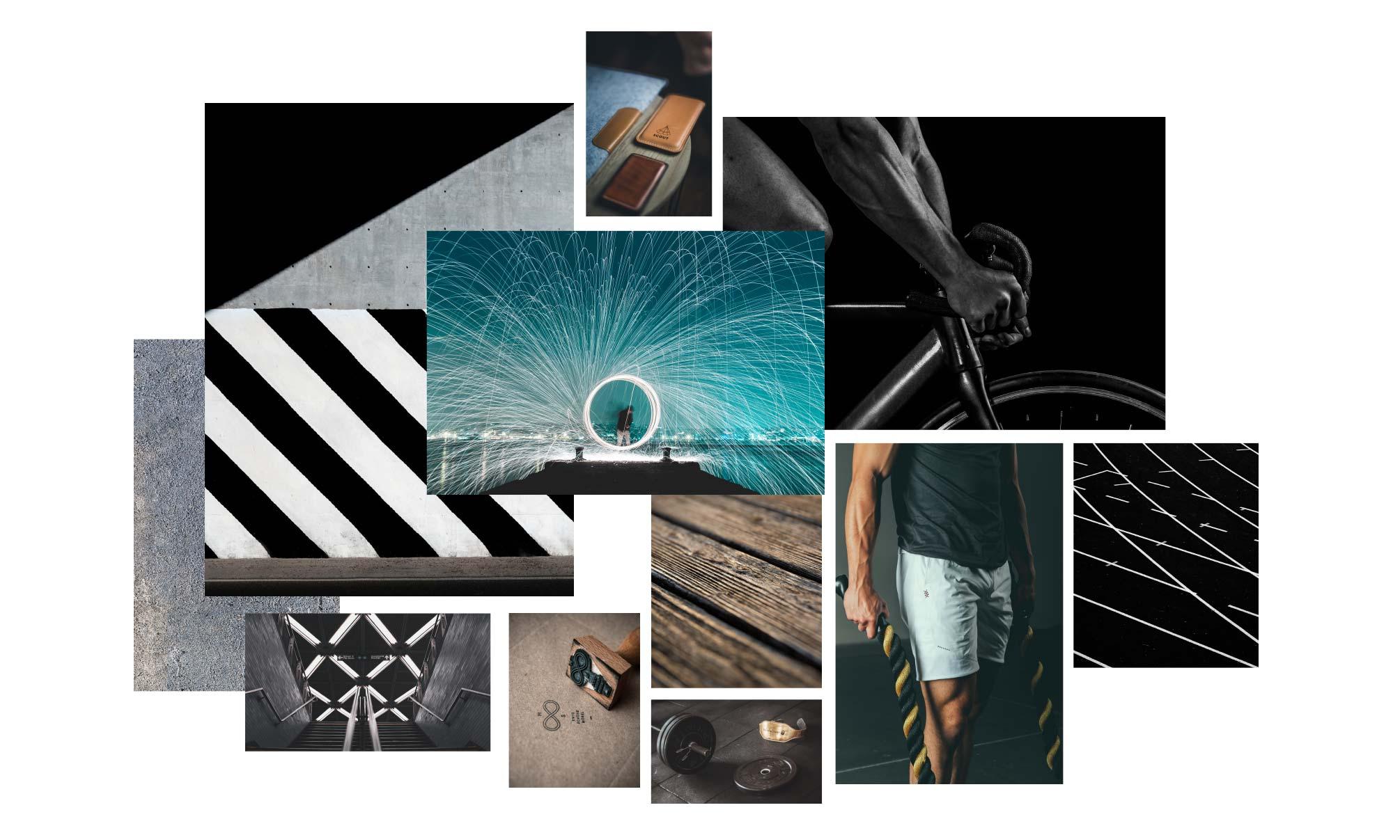 Brand Design Ansicht von Benchmark Design | Design Agentur München ✅