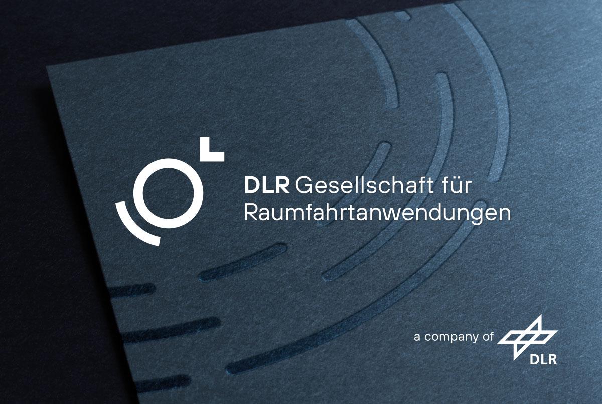 DLR GfR Corporate Identity & Design