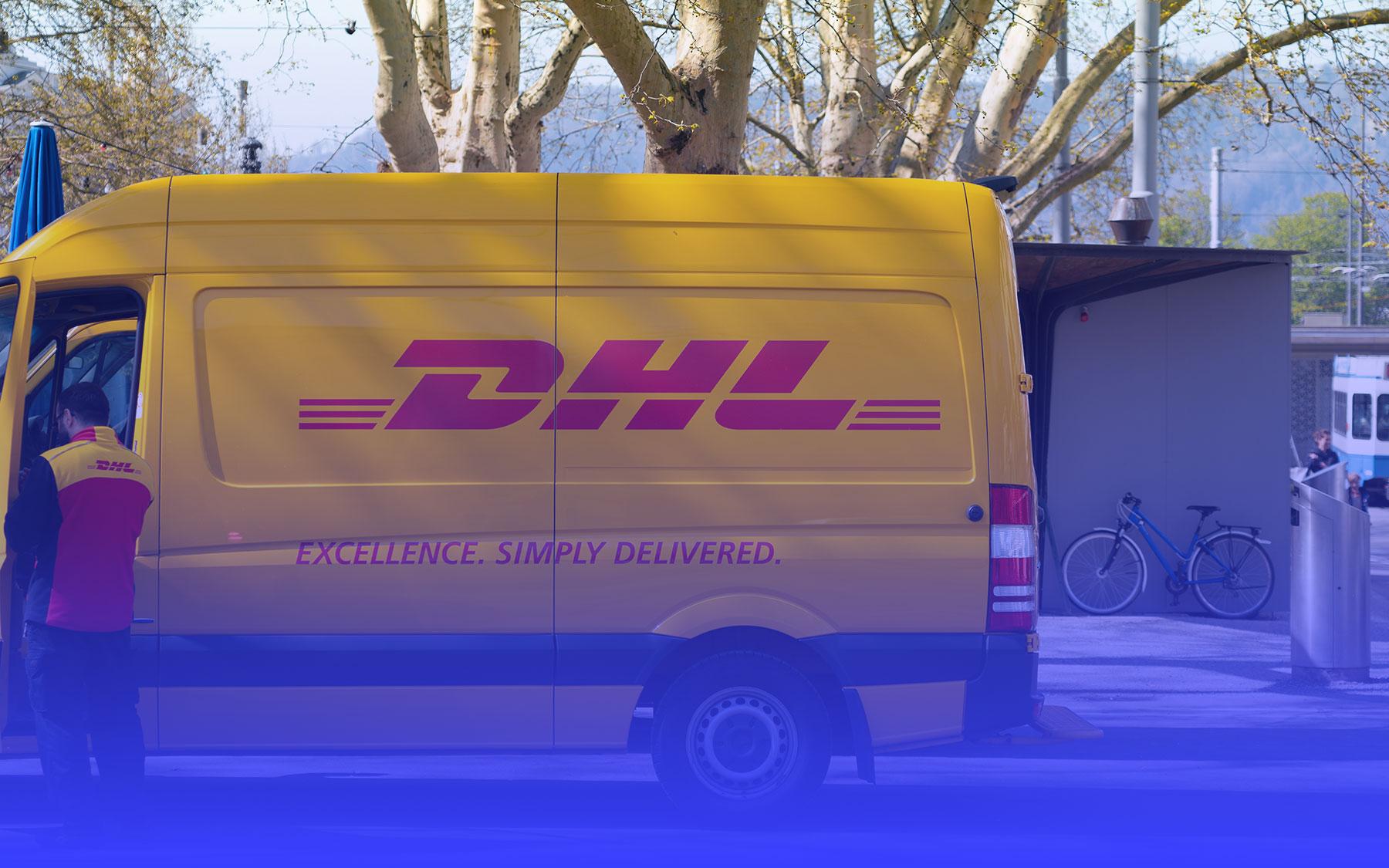 DHL startet neues Tool mit UX/UI von Benchmark Design
