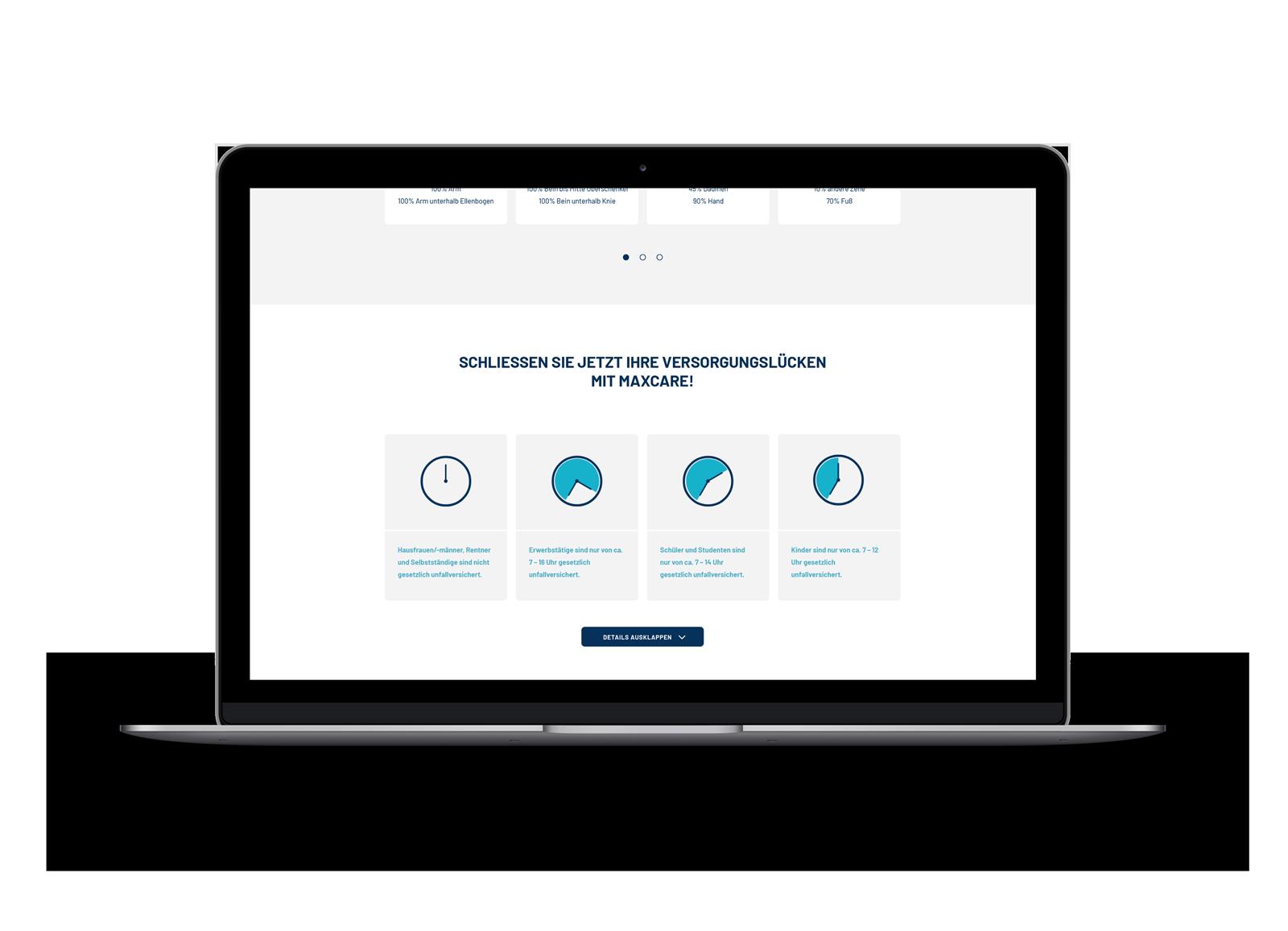 User Experience Ansicht von Benchmark Design | Design Agentur München ✅